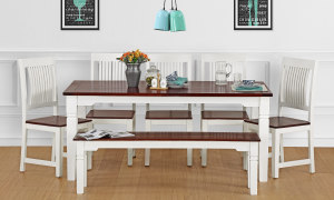 Avira 6 Seater Dining Table